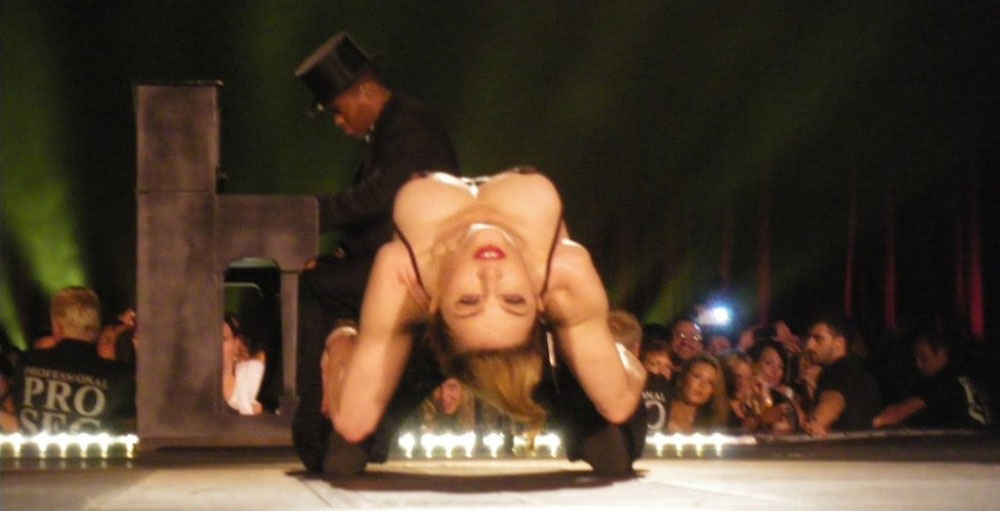 MDNA Tour Love spend2