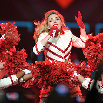 MDNA tour Express Yourself