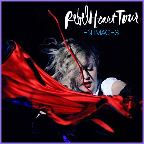 Best Of Rebel heart Tour