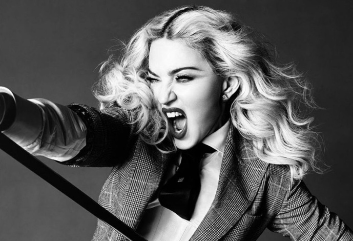 MADONNA : chanteuse internationale la plus puissante en France