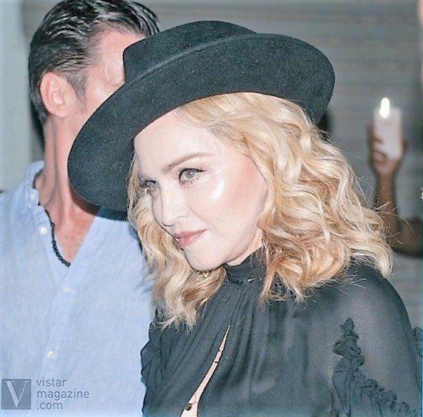 Madonna fête son anniversaire à Cuba