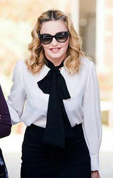 48H avec Madonna dans les rues de Londres