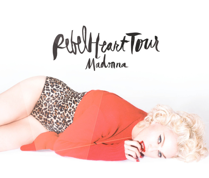 #Breaking : Le 1er trailer du DVD du Rebel Heart Tour
