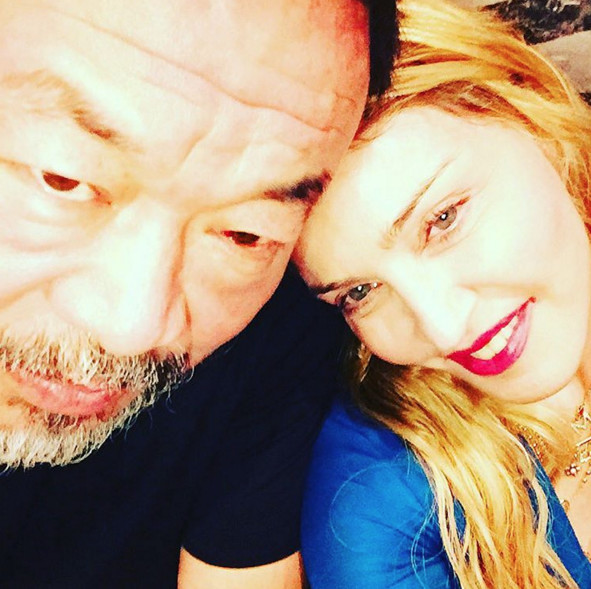 Dinner with Ai Wei Wei! Art for Freedom! Art for Love💘 Art Basel🏃🏃🏃🏃🏃🏃 Don't Miss it! Tears of a Clown! Dec 2nd in Miami! 😂 Insert Clown Emoji🐷🎩👅😂🙏🏻
