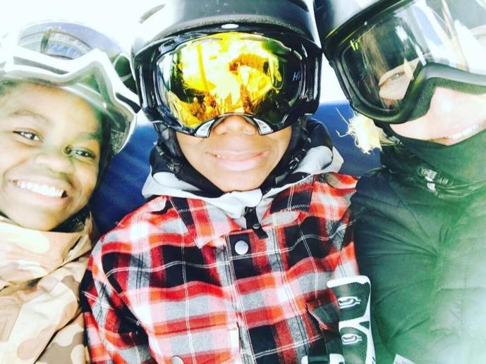 Ski Bunnies!