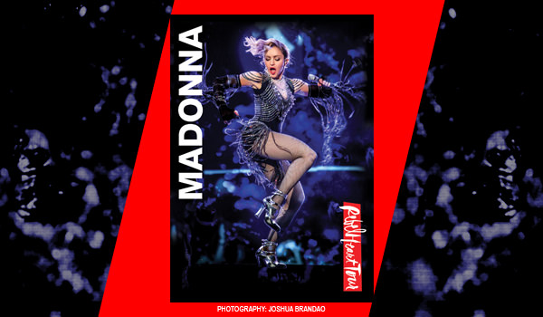 MADONNA: REBEL HEART TOUR LIVE DVD, BLU-RAY le 15 Septembre