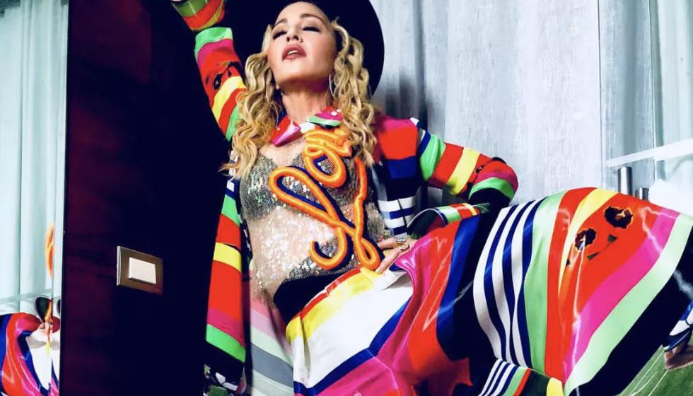 Madonna de retour en 2018