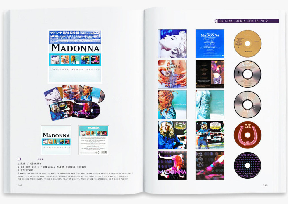 MADONNA COLLECTORS: the Must-Haves / Volume 1