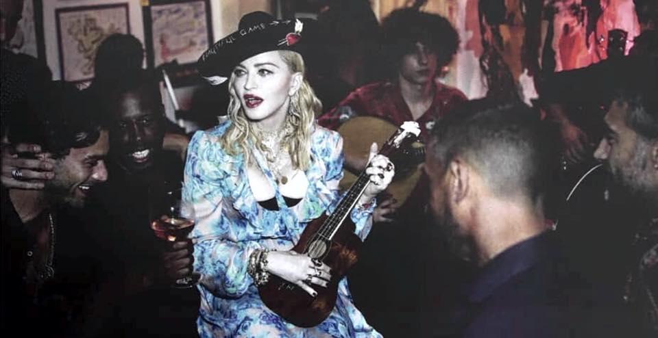 Madonna pour Vogue Italia (MAJ)