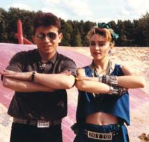 Madonna et la France partie I