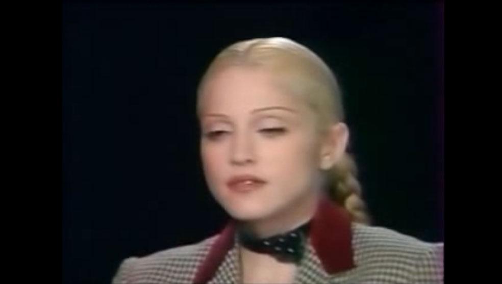 Madonna et la France part III