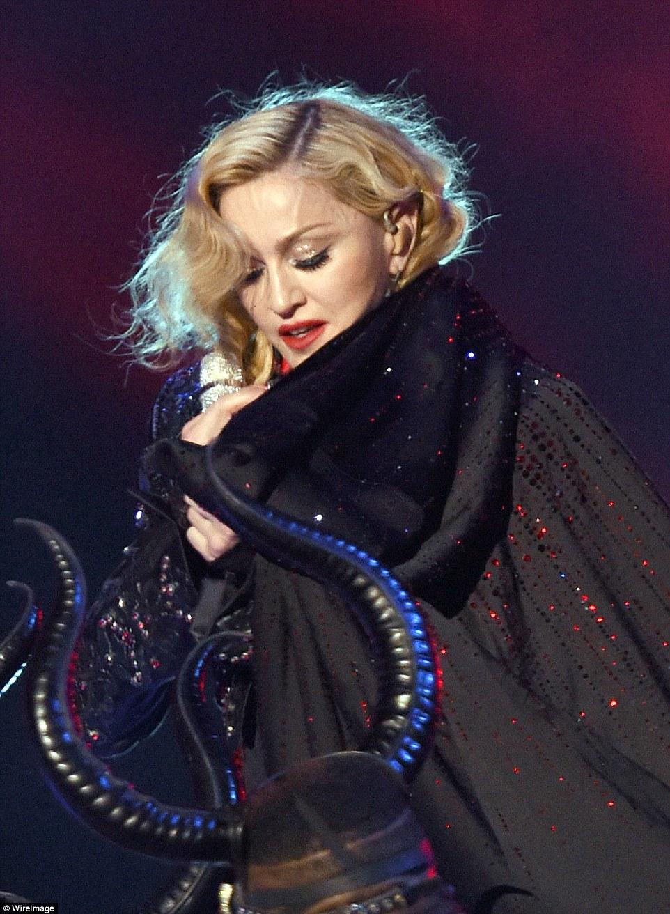 Madonna réinvente le monde des femmes