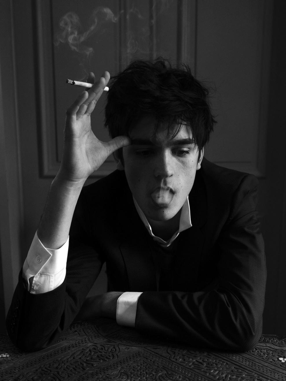 Alain-Fabien Delon par Ricardo Gomes