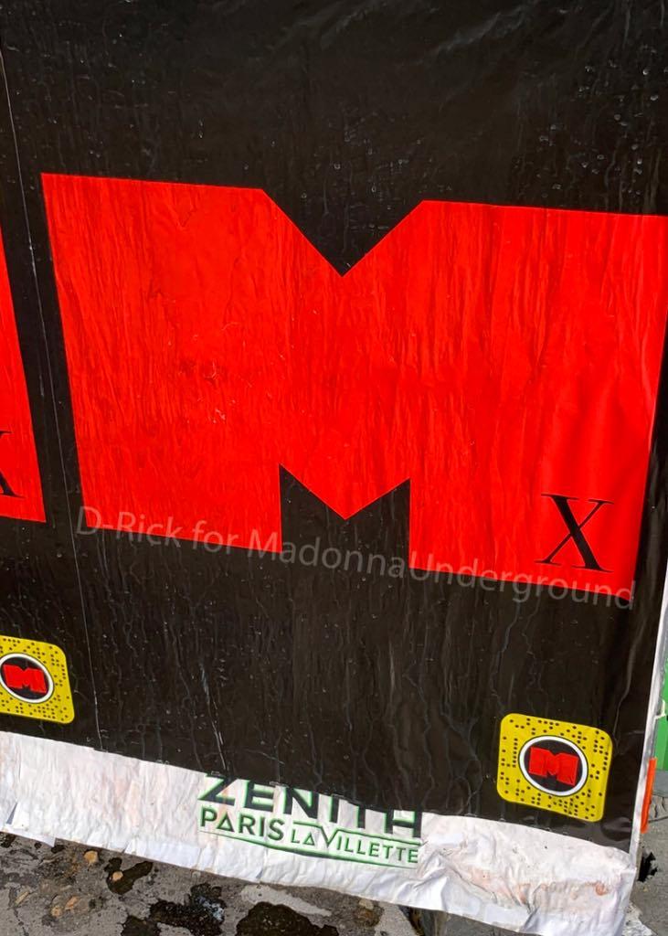 Madame X / Medellin la promo