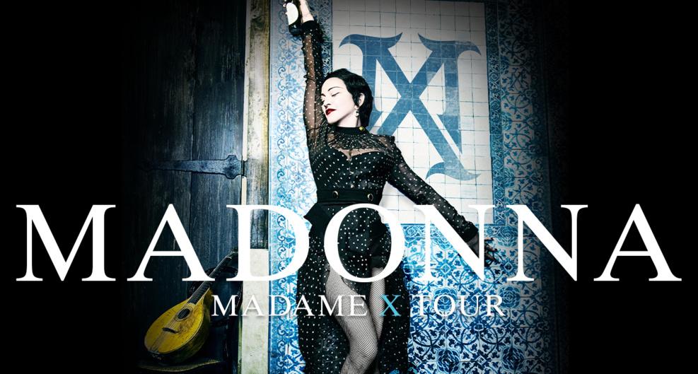 Madame X tour infos officielles