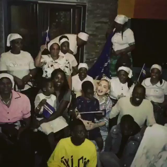 Prochaine vidéo : Batuka
