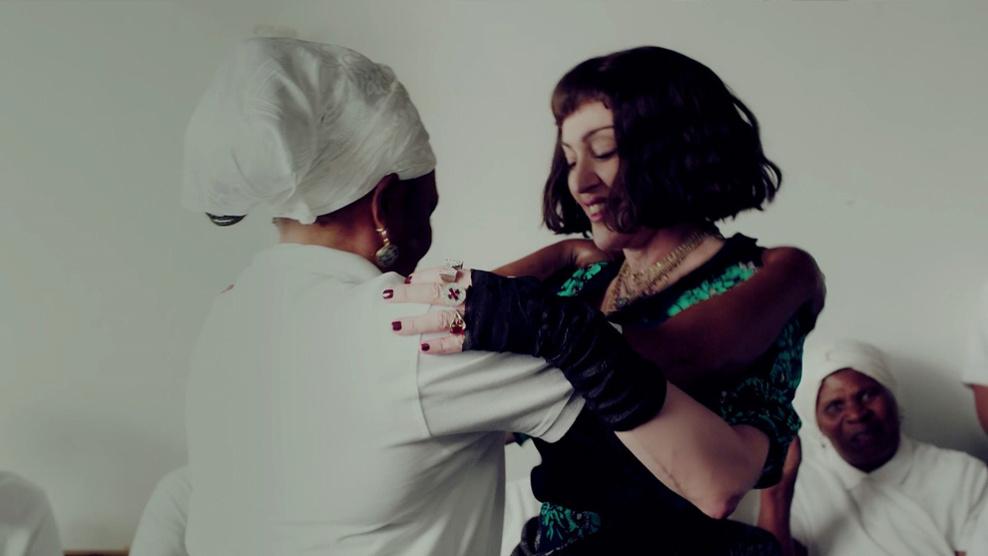 Emmanuel Adjei parle de sa collaboration avec Madonna