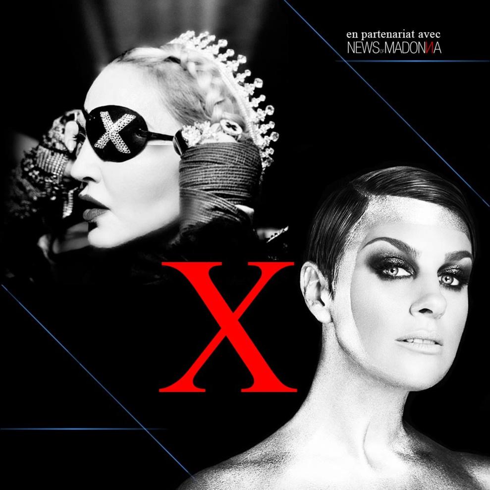 Madonna X Tracy Young X Paris