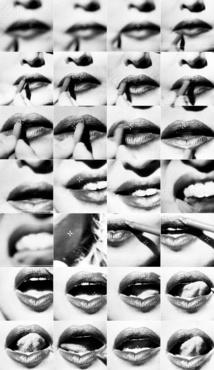 L'officiel Madonna par Donatella Versace