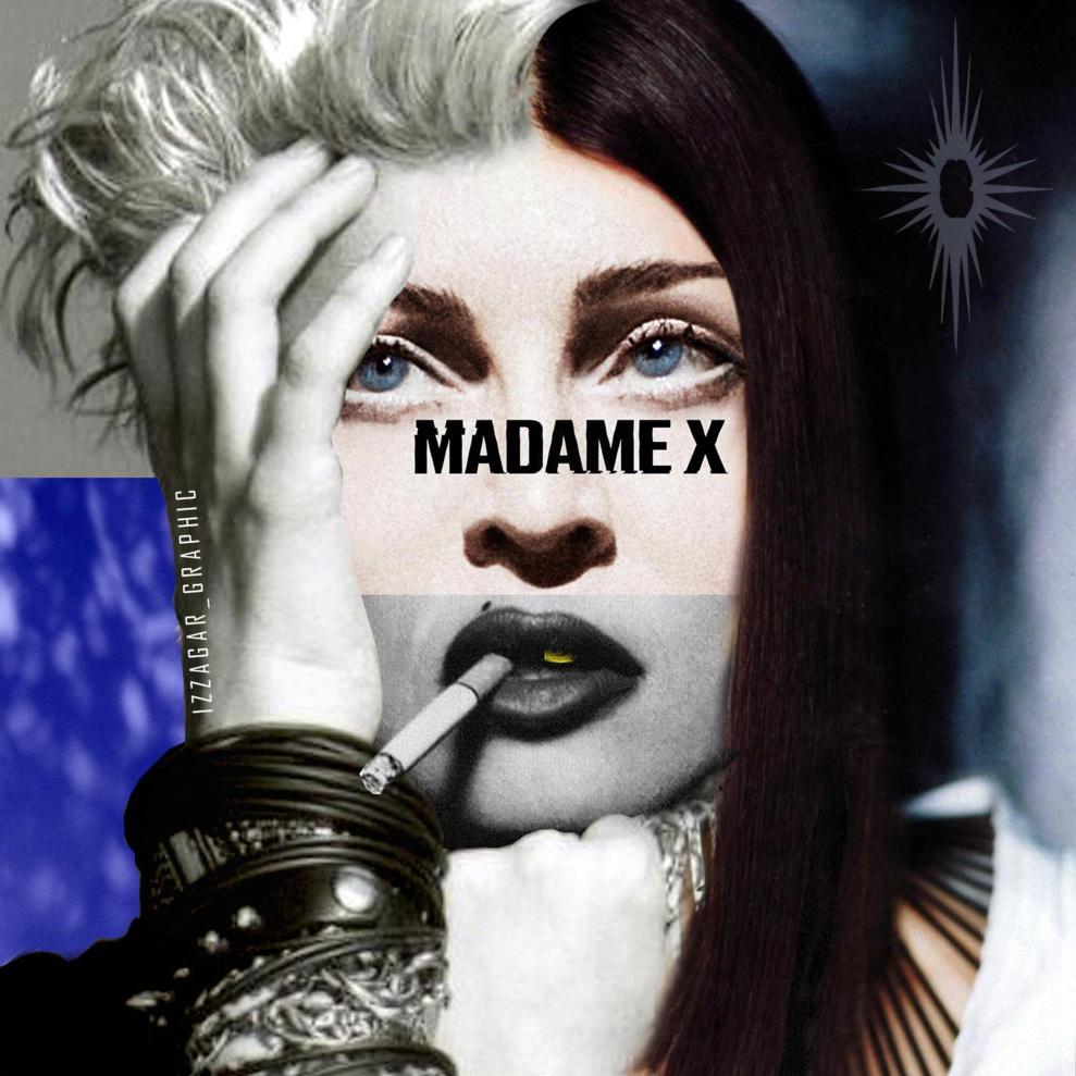 Gagnez votre entrée à l'after Madame X Tour