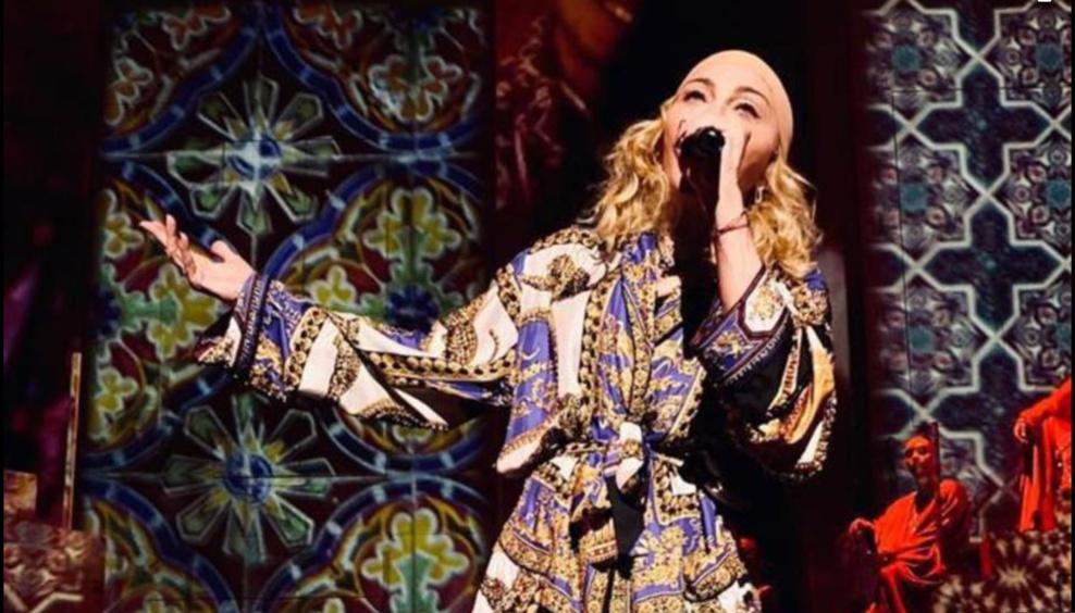 Madame x tour 4 mars