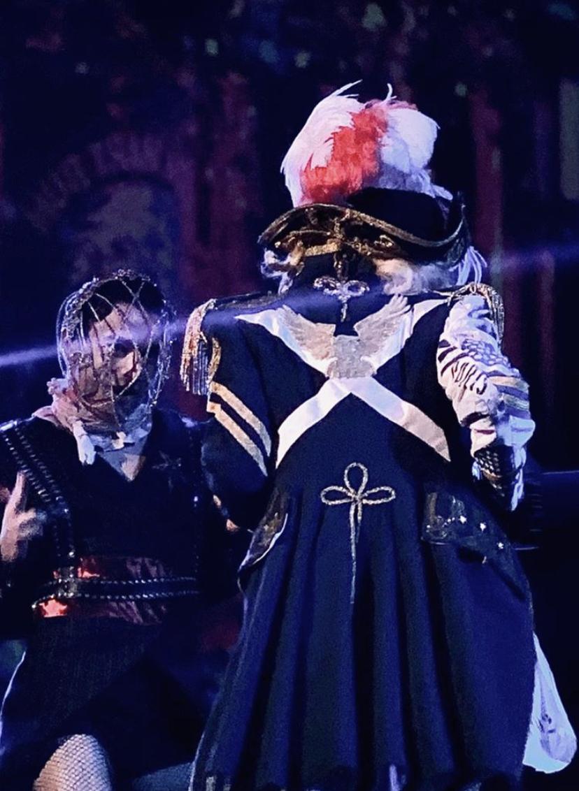 Madonna engagée contre le covid