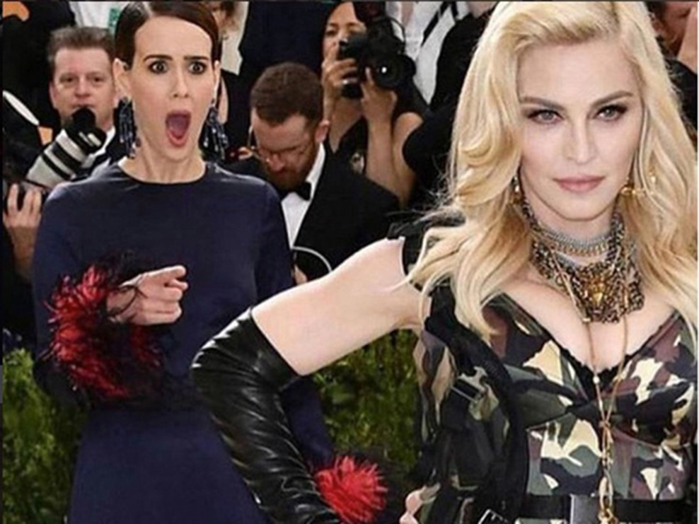 Qui jouera le rôle de Madonna ?