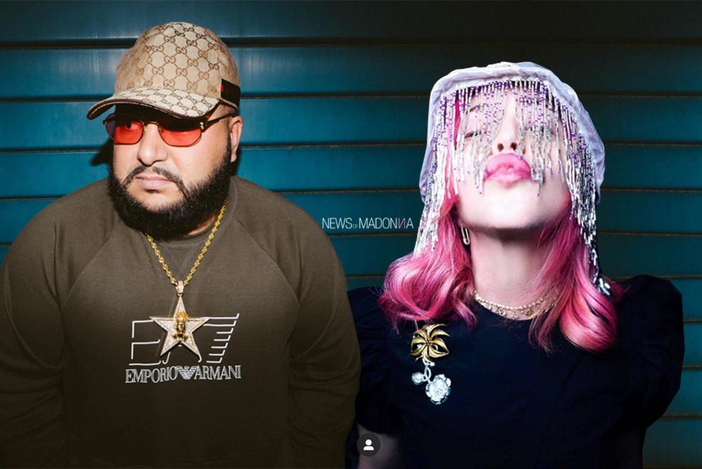 Madonna et Cash