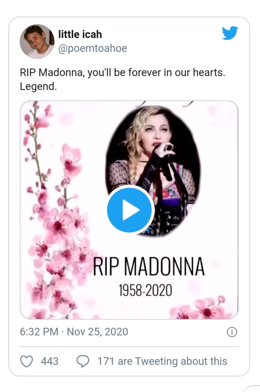 Twitter s'affole à la mort de Ma-ra-donna