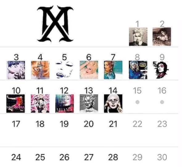 En juin : 1 jour 1 album