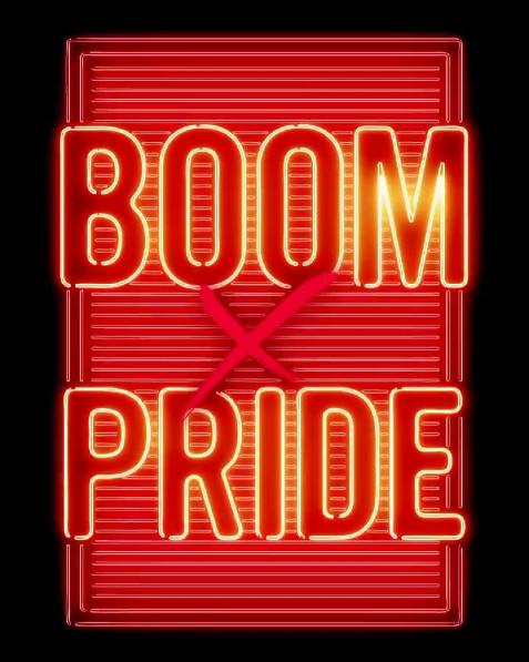 Boom pride le 24 juin