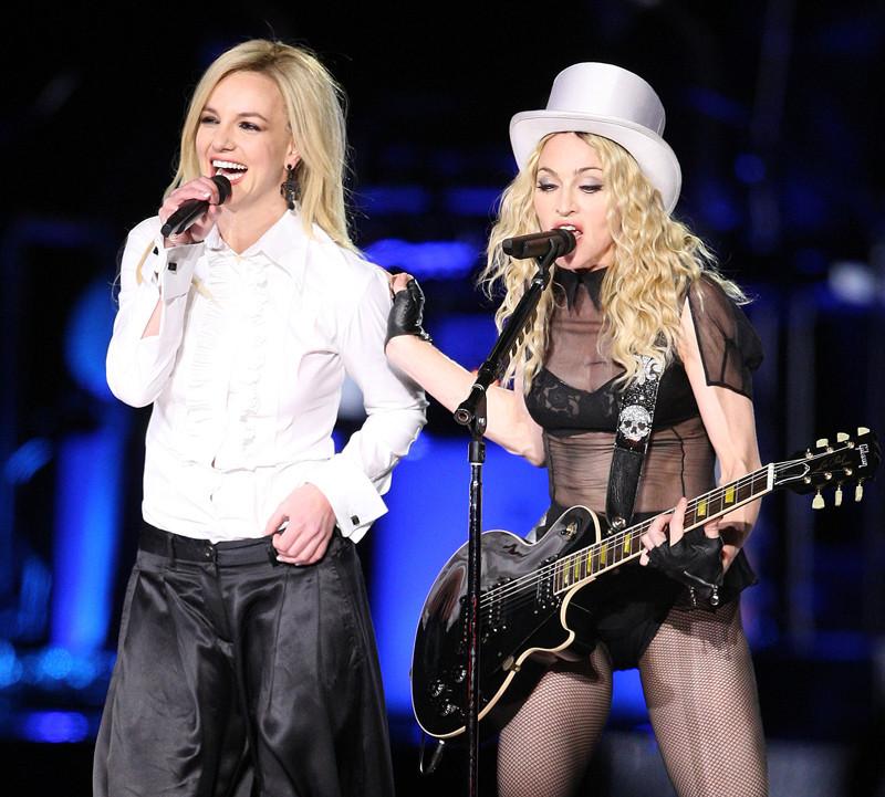 Madonna sur la situation de Britney Spears