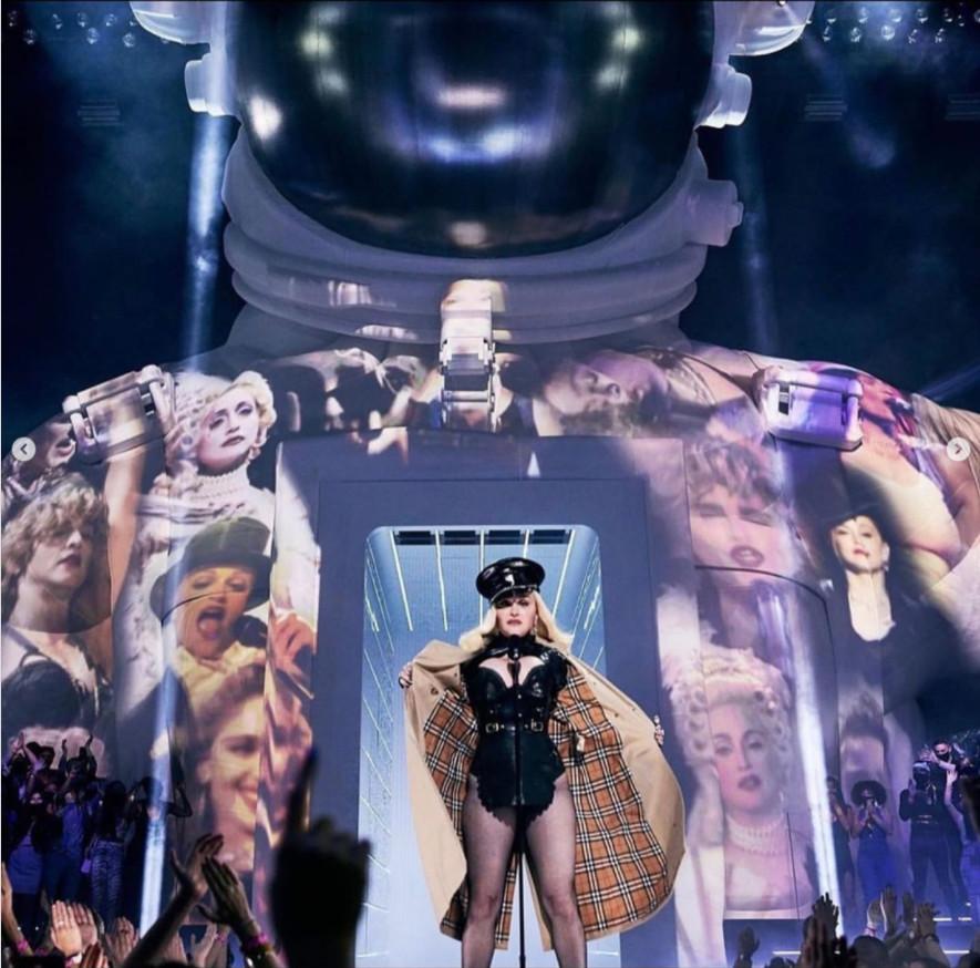 La cérémonie VMA  2021