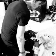 Madonna et Klein pour V Magazine
