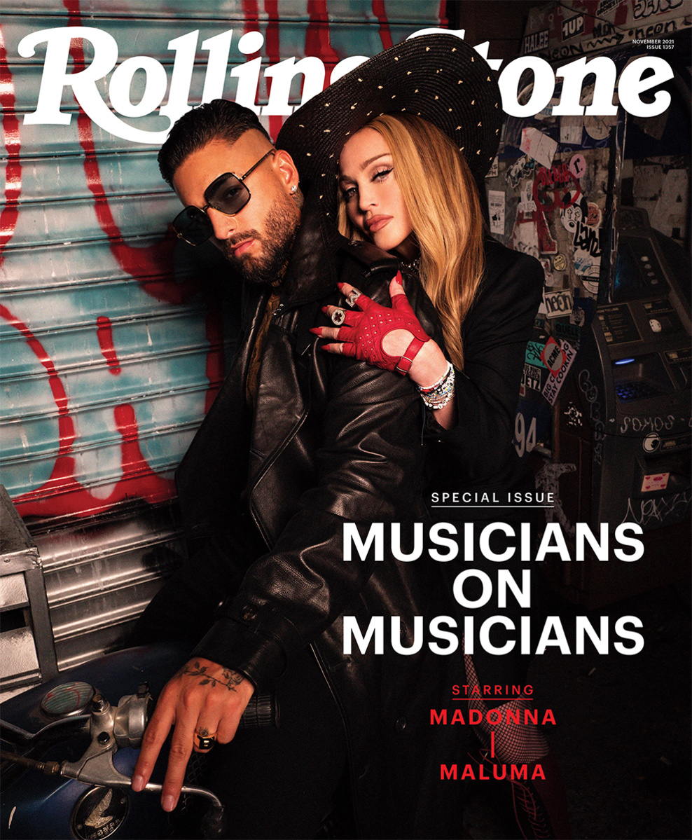 Madonna Maluma Interview