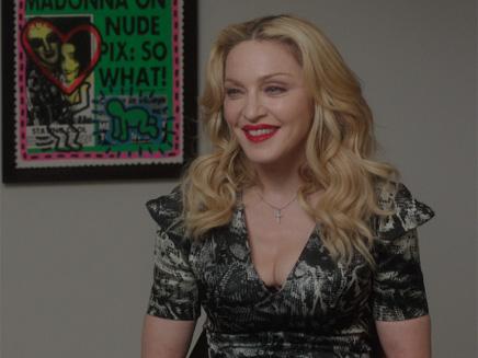 L'interview de Madonna pour NRJ