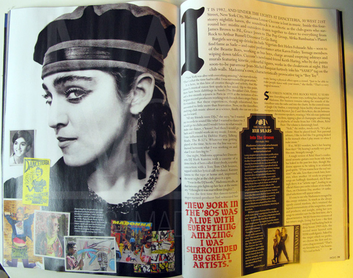 Mojo Magazine : les photos