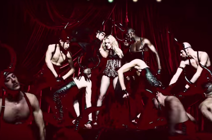 Living For Love la vidéo : 1 million de vues