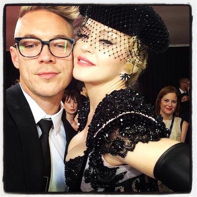 Madonna et Diplo