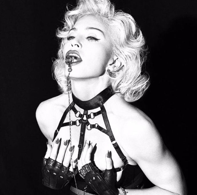 Madonna : Rebel Heart super deluxe cover