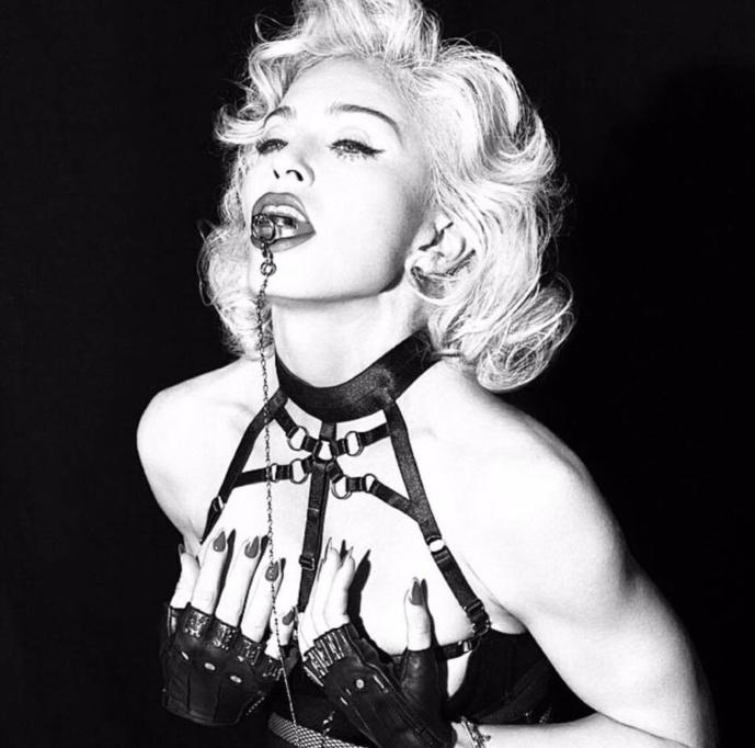 Madonna : Rebel Heart super deluxe cover