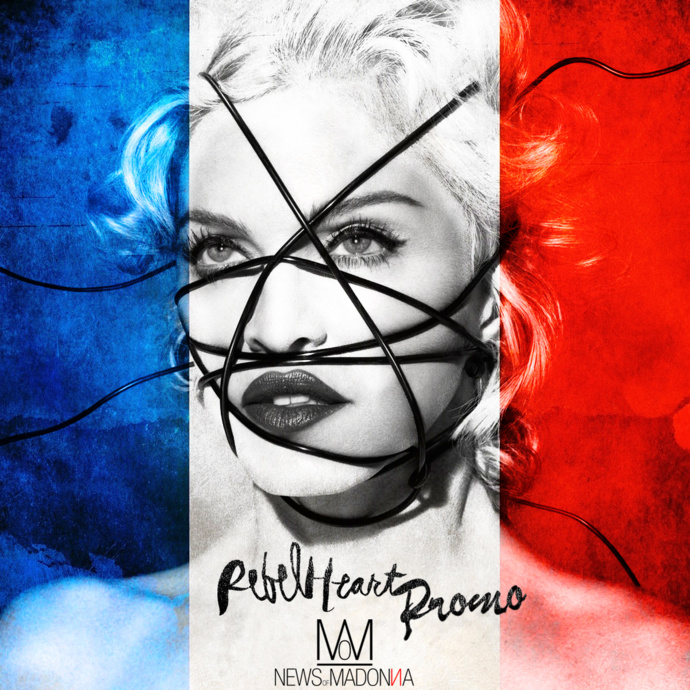 Rebel Heart : infos exclusives News Of Madonna