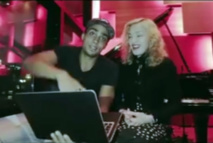 Madonna : I-Art Project - Intelligence artistique