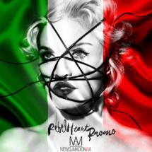 Promo Rebel Heart en Europe
