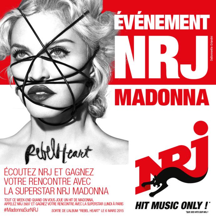 Un tête à tête avec Madonna