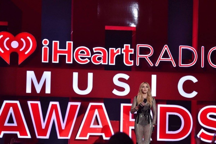 MADONNA - IHeartRadio Music AWARDS 2015