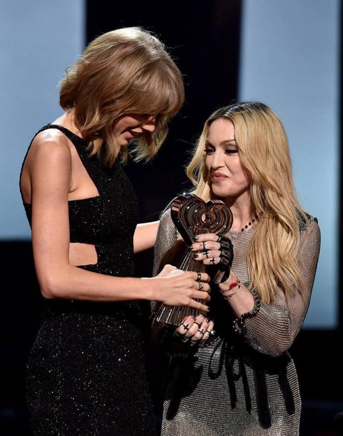MADONNA - IHeartRadio Music AWARDS 2015