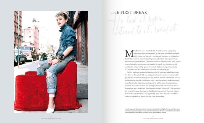 Entrevue avec David FOY auteur de Cherish: Madonna Like an Icon