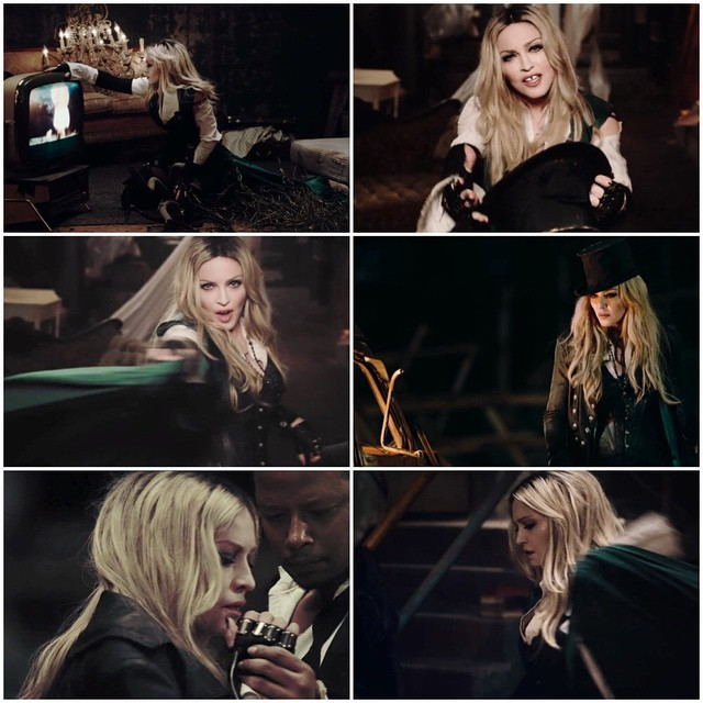 GHOSTTOWN BEHIND THE SCENE