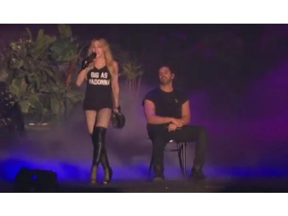 Madonna à Coachella !